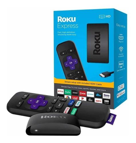 Roku Express 5x 3910+ Orginal Nueva Version Netflix