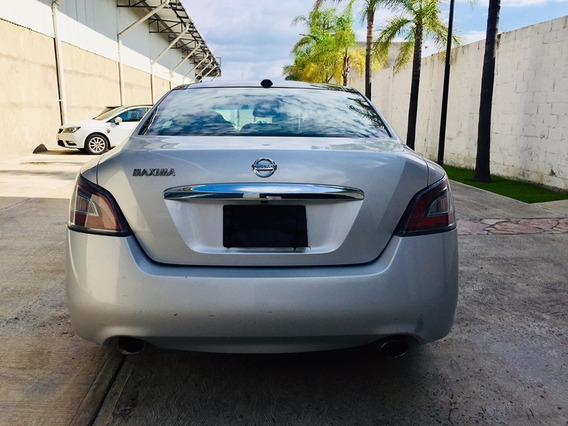Nissan Maxima Exclusive 2013