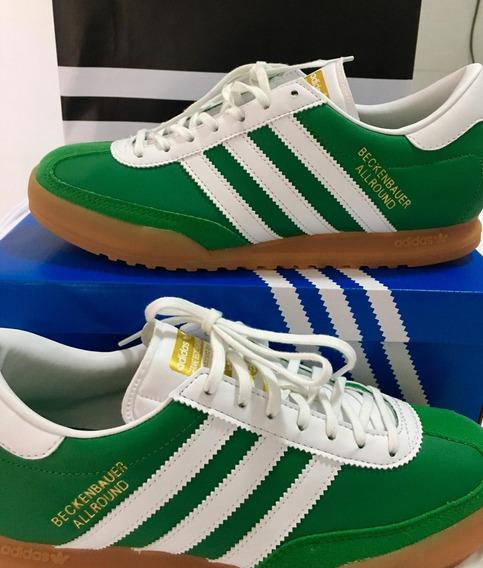adidas - Tenis Beckenbauer Verdes