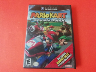 Game Cube Mario Kart Double Dash Completo