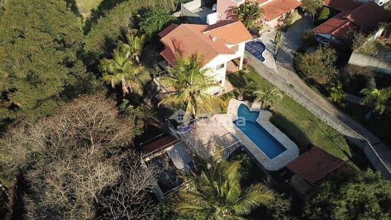 Chácara Com 3 Dormitórios À Venda, 1720 M² Por R$ 750.000,00 - Caputera - Sorocaba/sp - Ch0017