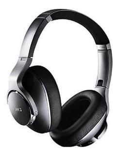 Fone Estereo Bluetooth Over Ear Akg N700 Nc Prata