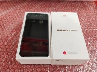 Huawei P20 Pró 128gb Azul Completo Al29