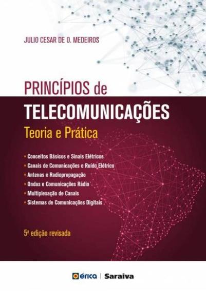 Principios De Telecomunicacoes - Teoria E Pratica - 5ª Ed