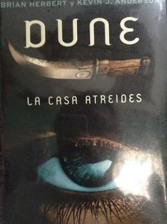 Dune La Casa Atreides De Brian Herbert Y Kevin J. Anderson