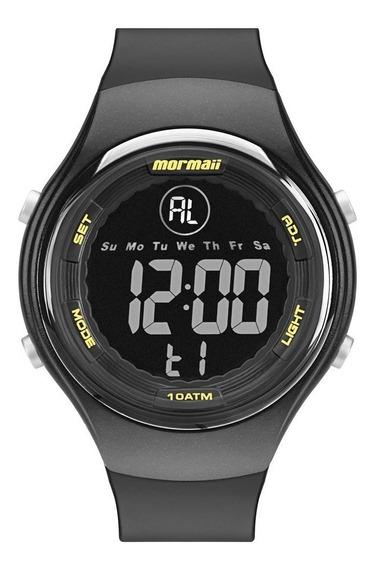 Relógio Mormaii Mo0600/8y Digital Preto Mo0600 8y