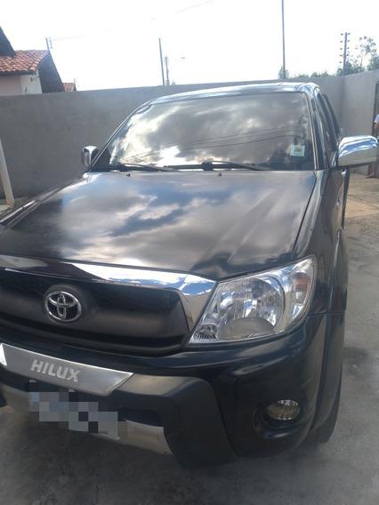 Toyota Hilux 2.7 Vvt-i Sr Cab. Dupla 4x2 Aut. 4p 2010