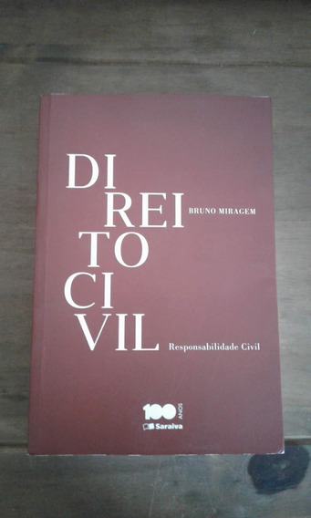 Livro Direito Civil Responsabilidade Civil