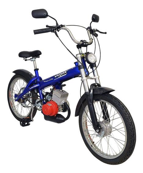 Bicicleta Motorizada Wmx Sport Mobilete 40cc Bikelete