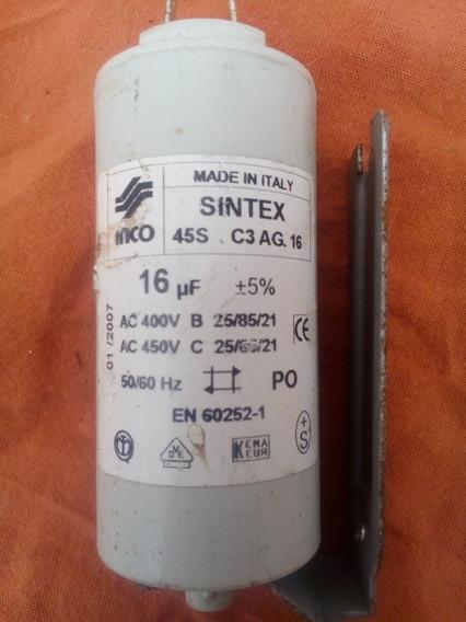 Capacitor De Arranque