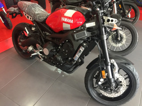 Yamaha Xsr 900, 0 Km, 2018, Rojo