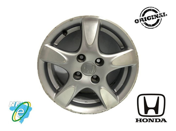Roda Honda Fit Aro 14 4x100 Original