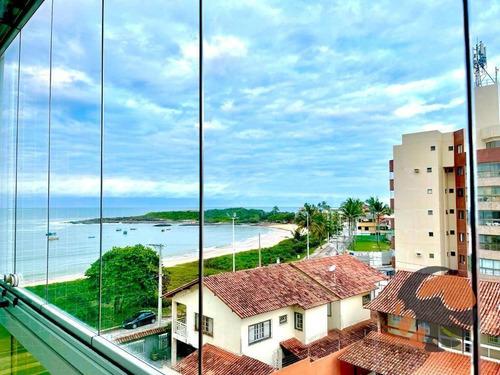 Imagem 1 de 16 de Apartamento Com 1 Quarto À Venda, 45 M² - Enseada Azul - Guarapari/es - Ap3964