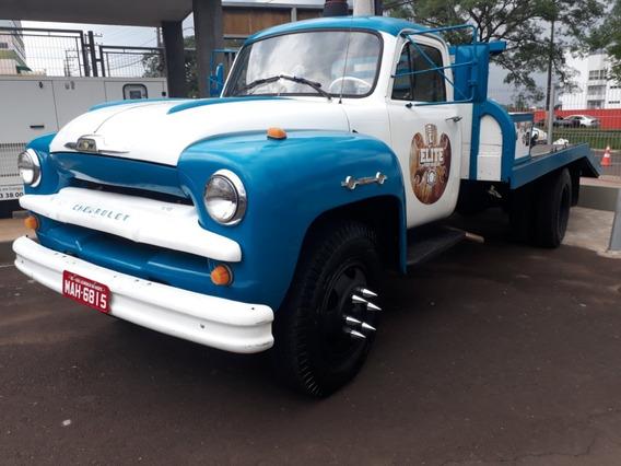 Chevrolet Brasil 6500 Ano 1962 Único Anunciado No Brasil