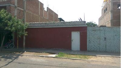 Vendo Casa De 1 Piso En Urb. Santo Domingo - Trujillo