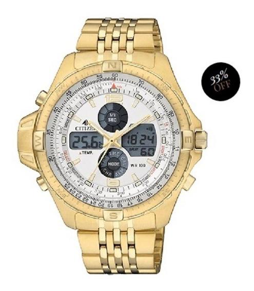 Relógio Citizen Masculino Promaster Js1042-56a Tz10093h