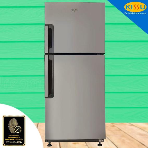 Refrigeradora Whirlpool Croma Antihuellas 236 Lt Garantia