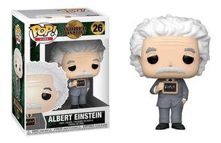 Figura Funko Pop 26 Albert Einstein Oferta!