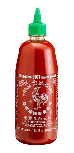 Sriracha Salsa Picante Huy Fong 793g