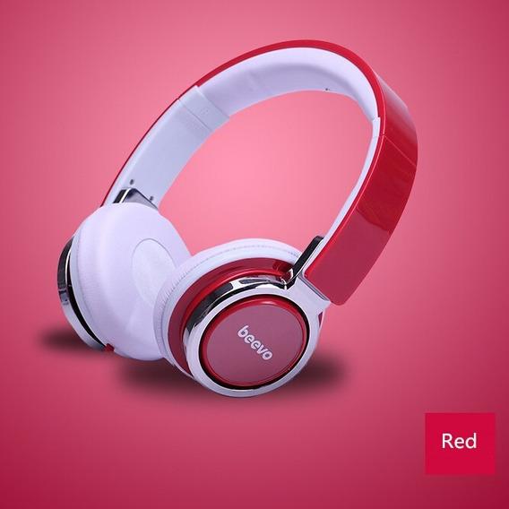 Fone Headphone P2 De Ouvido Beevo Lacrado Nf-e