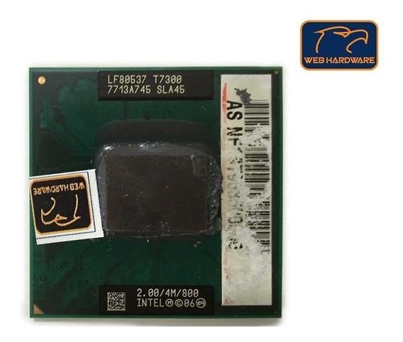 Processador Intel Core 2 Duo T7300 Usado