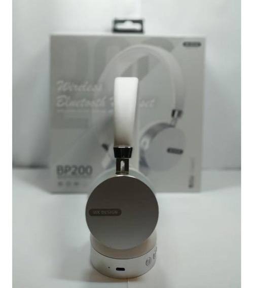 Headphone Wireless Bluetooth Headset - Wk Design