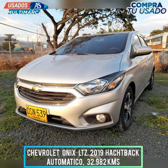 Chevrolet Onix Ltz Hb 2019 Automatico