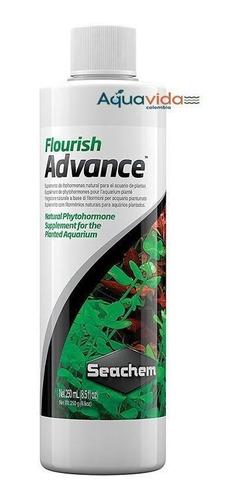 Seachem Flourish Advance 250ml Para Acuarios Plantados