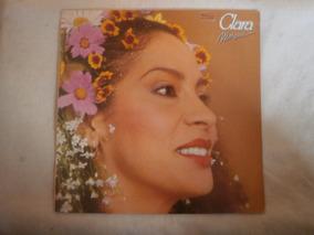 Lp Clara Nunes - Clara Morena, Disco De Vinil, Seminovo