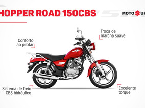 Chopper Road 150 Cbs