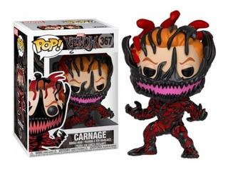 Funko Pop Carnage De Venom 367