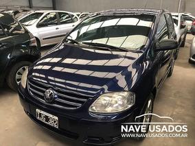 Volkswagen Fox 1.6 Trendline 5 P Azul Ijg