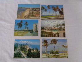 Cartão Postal - Fortaleza - Ceará 6 Unidades