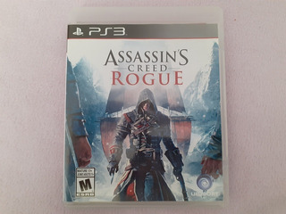 Assassins Creed Rogue Original Para Ps3
