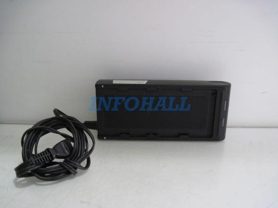 Defeito Carregador Uadp-0075 Gezz De Bateria Filmadora Sharp