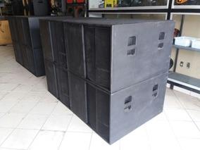 Caixa Sub Woofer Grave 21 Polegadas Ks Audio 2200w Passiva