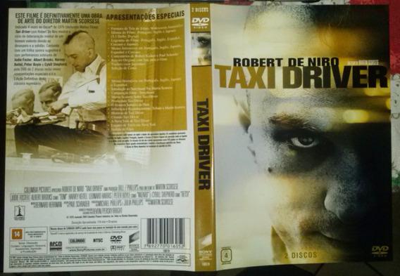 Filme Taxi Drive Dvd Duplo Com Robert Deniro