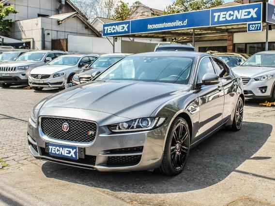 Jaguar Xe 2.0 Pure Auto 2016 35.000 Kms