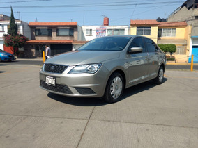Seat Toledo 1.6 Reference Tiptronic R16 Mt 2015