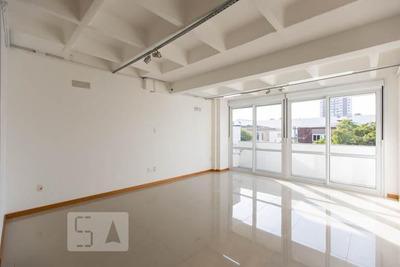 Studio No 3º Andar Com 1 Dormitório E 1 Garagem - Id: 892931621 - 231621
