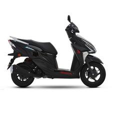 Honda New Elite 125 - 0 Km - Negra - Scooter - Expomoto