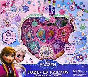 Tara Toy Congelados Siempre Amigos Actividad Joyería Playset