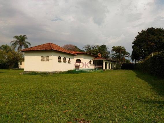 Casa Com 4 Dormitórios À Venda, 600 M² Por R$ 1.200.000 - Estrada Nova Taubaté - Tremembé/sp - Ca2402