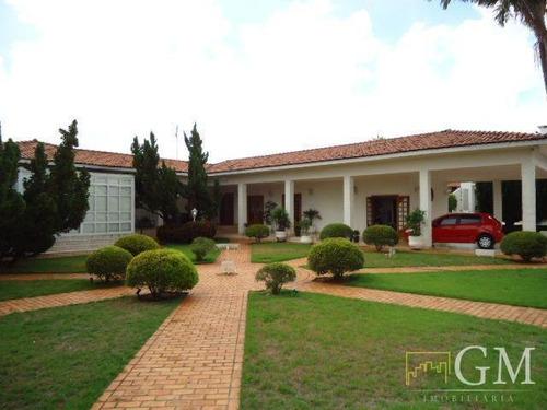 Imagem 1 de 15 de Casa Para Venda Em Presidente Prudente, Jardim Paulista, 5 Dormitórios, 6 Banheiros, 8 Vagas - Cb00118_2-357484
