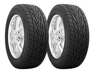Paquete 2 Llantas 255/50r20 Toyo Proxes St3 Pxst3 109v