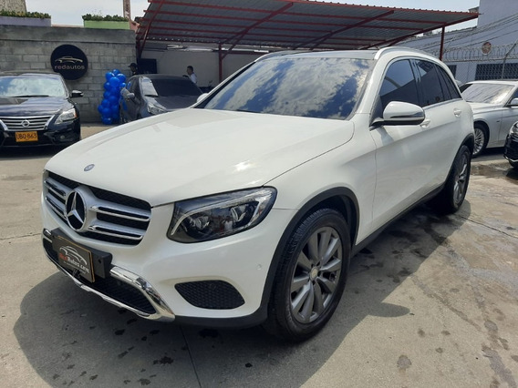 Mercedes Benz Glc 250 4matic Tp 2000cc T 2017