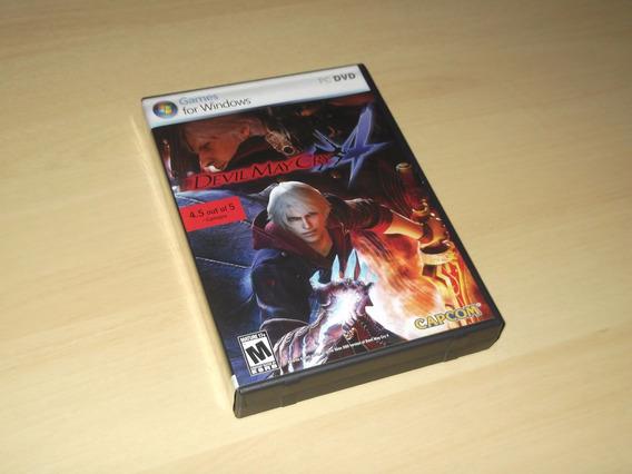 Pc - Devil May Cry 4 (americano)