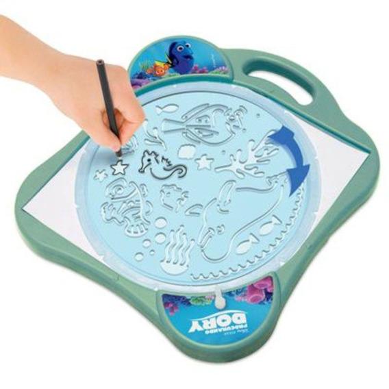 Brinquedo Educativo Infantil Mandala Filme Procurando Dory