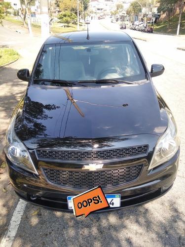 Imagem 1 de 10 de Chevrolet Agile 2013 1.4 Lt 5p