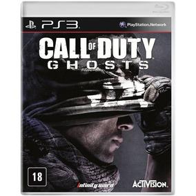 Call Of Duty Ghosts Jogo Original Lacrado Ps3 Playstation 3